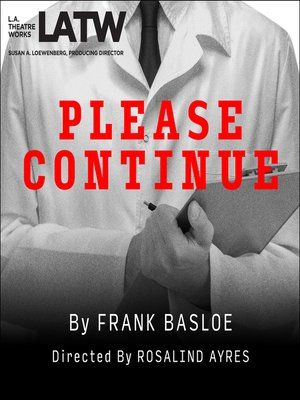 cover image of Please Continue