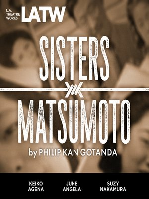 cover image of Sisters Matsumoto