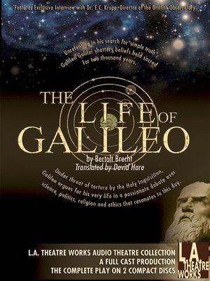 cover image of The Life of Galileo