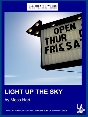 cover image of Light Up The Sky