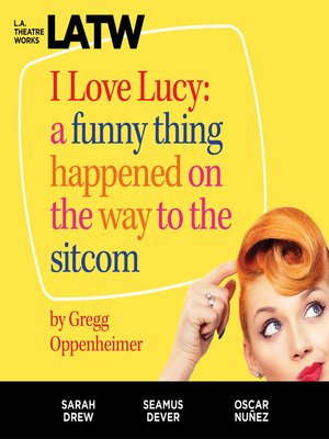 cover image of I Love Lucy