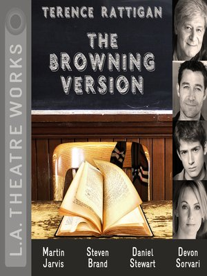 cover image of The Browning Version