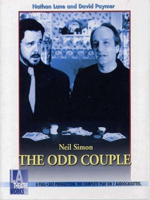 cover image of The Odd Couple