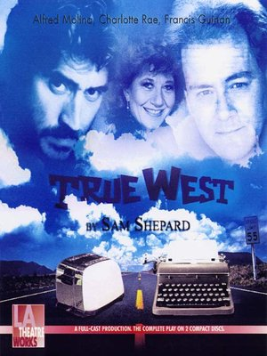 cover image of True West