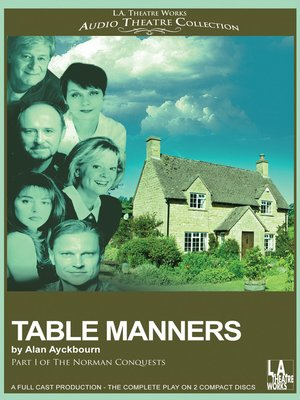 cover image of Table Manners