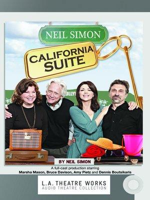 cover image of California Suite