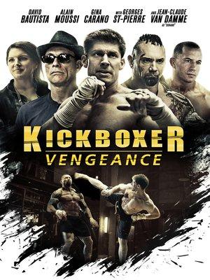 cover image of Kickboxer: Vengeance