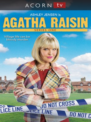 cover image of Agatha Raisin, Series 1, Episode 8