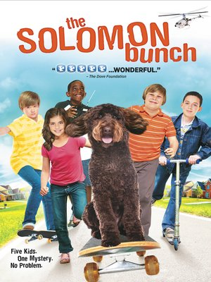 cover image of Solomon Bunch