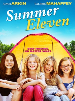 cover image of Summer Eleven