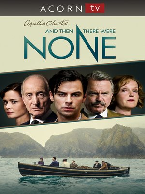 cover image of And Then There Were None, Episode 1