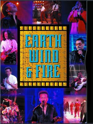 cover image of Earth, Wind, and Fire: Live