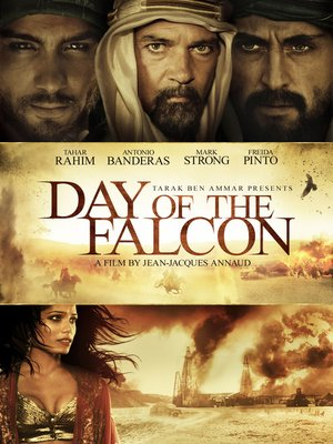 cover image of Day of the Falcon