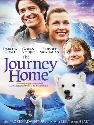 cover image of The Journey Home