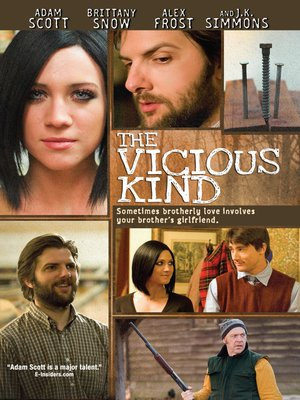 cover image of The Vicious Kind