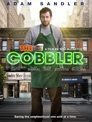 cover image of The Cobbler