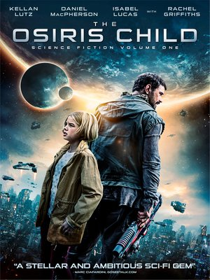 cover image of The Osiris Child