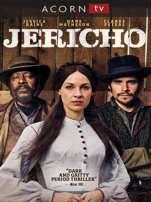cover image of Jericho, Series 1, Episode 8