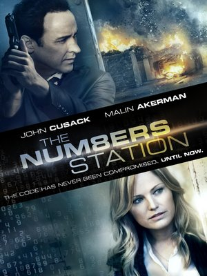 cover image of The Numbers Station