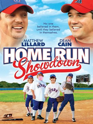 cover image of Home Run Showdown