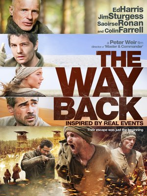 cover image of The Way Back