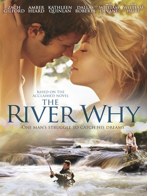 cover image of The River Why