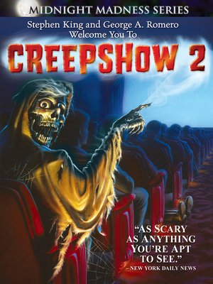 cover image of Creepshow 2