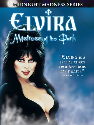 cover image of Elvira: Mistress of the Dark