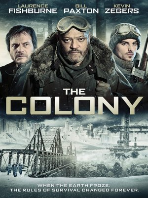 cover image of The Colony