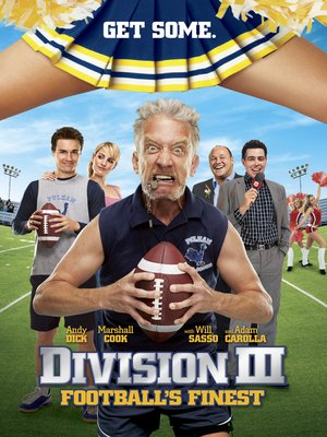 cover image of Division III