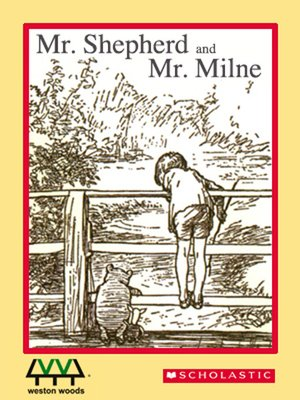 cover image of Mr. Shepard and Mr. Milne