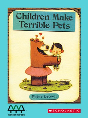 cover image of Children Make Terrible Pets