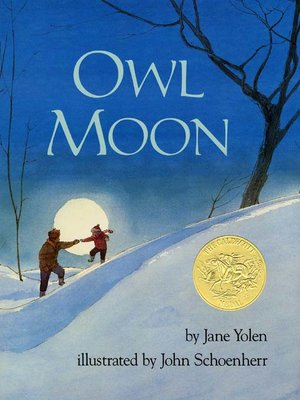 cover image of Owl Moon