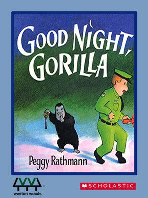 cover image of Good Night, Gorilla