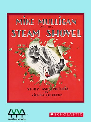 cover image of Mike Mulligan and His Steam Shovel