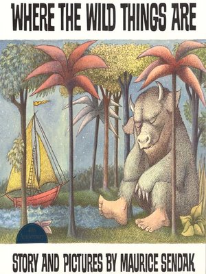 cover image of Where the Wild Things Are