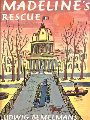 cover image of Madeline's Rescue