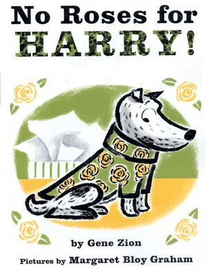 cover image of No Roses For Harry!
