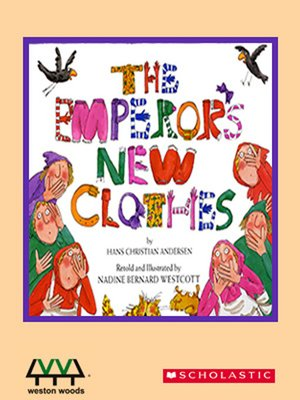 cover image of The Emperor's New Clothes