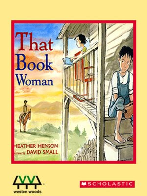 cover image of That Book Woman