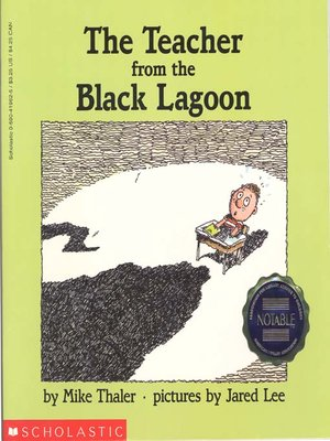 cover image of The Teacher from the Black Lagoon