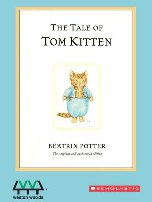 cover image of Tale Of Tom Kitten
