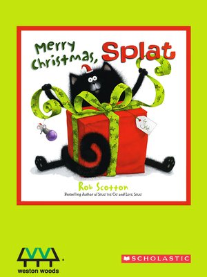 cover image of Merry Christmas, Splat