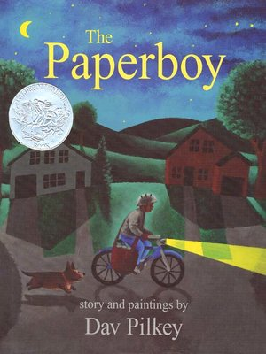 cover image of The Paperboy