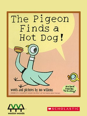 cover image of The Pigeon Finds a Hot Dog