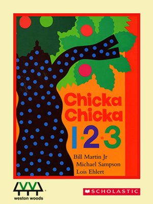 cover image of Chicka, Chicka 1 2 3