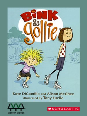cover image of Bink & Gollie