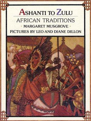 cover image of Ashanti to Zulu