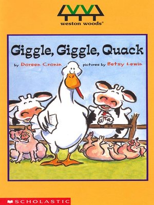 cover image of Giggle, Giggle, Quack