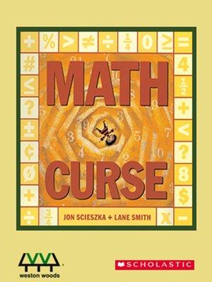 cover image of Math Curse